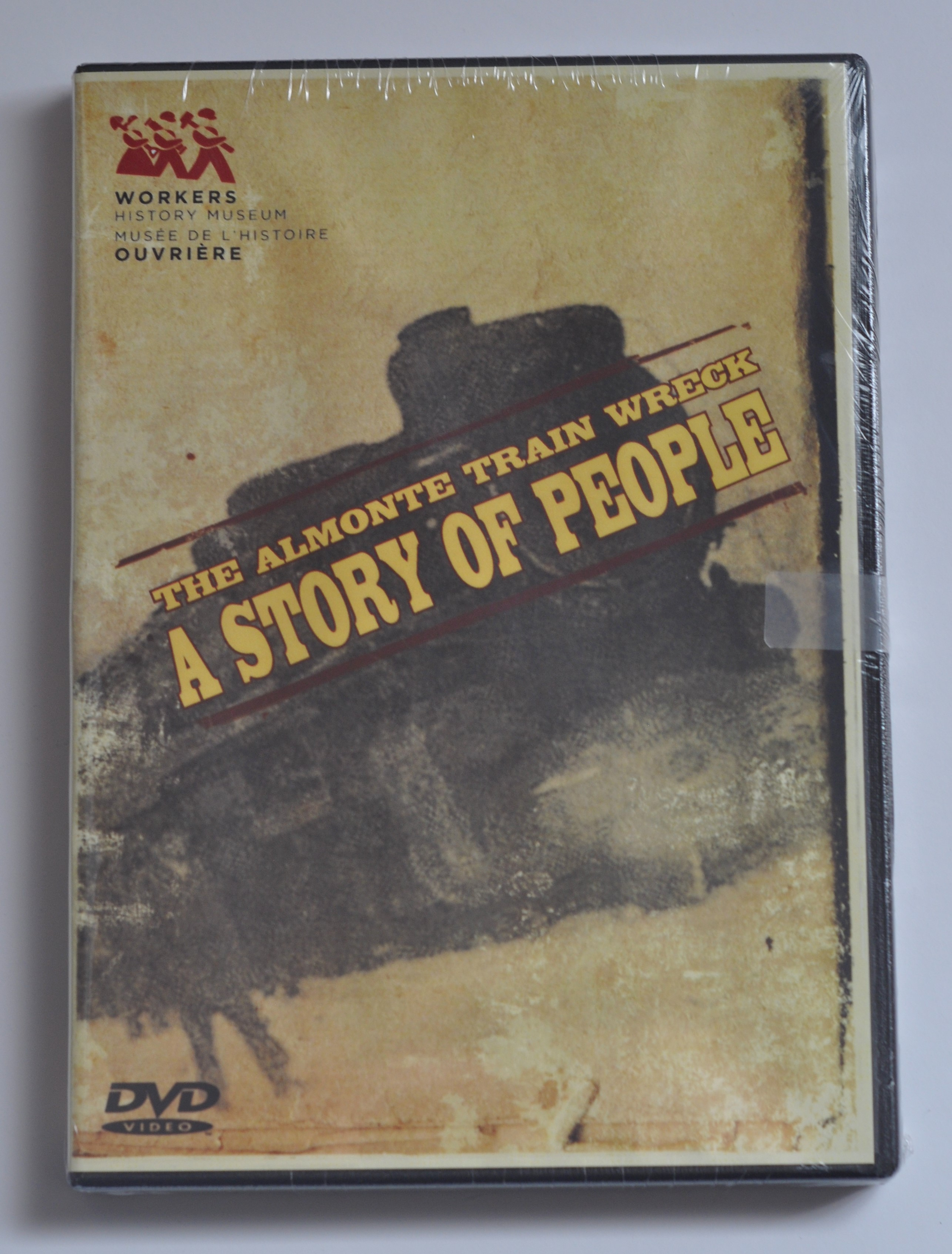 The Almonte Train Wreck, A Story of People DVD